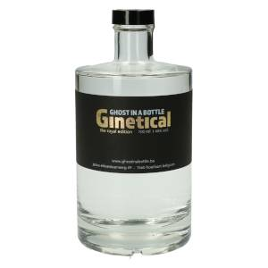 Ghost in a Bottle Ginetical The Royal Edition