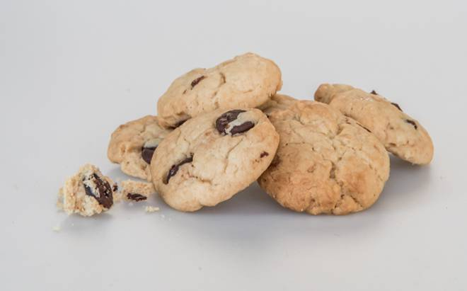 Chocolade-chip-cookies